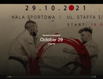 Relacja LIVE Kokoro Cup 2021